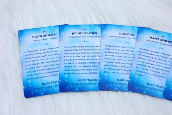 Magical Heart Healing Cards
