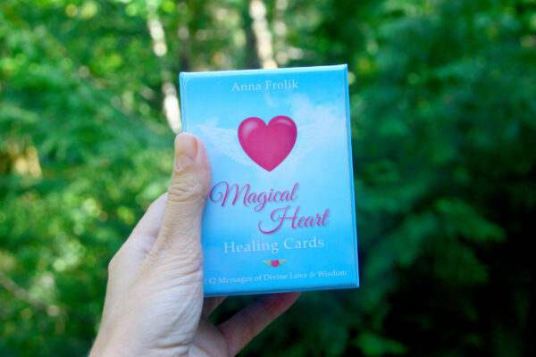 Magical Heart Healing Cards (Box)