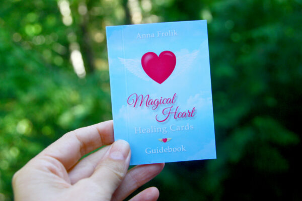 Magical Heart Healing Cards (Booklet)