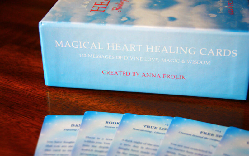 Unboxing: The Magical Heart Healing Cards