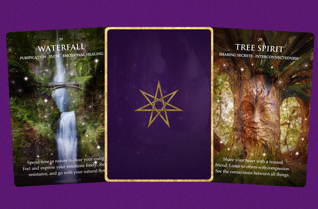 4 Ways to Find Artwork for Your Oracle Card Deck