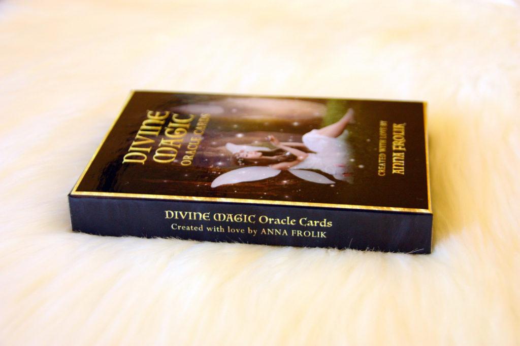 Divine Magic Oracle Cards