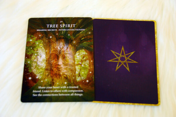 Divine Magic Oracle Cards