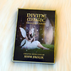 Divine Magic Oracle Cards (Cover)