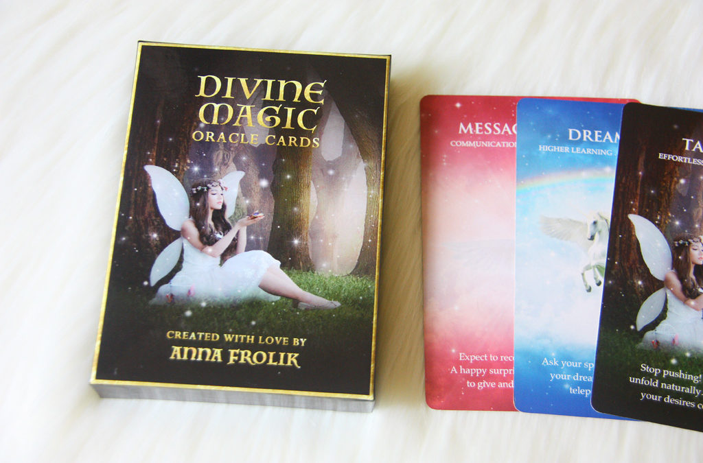 3 Steps to Self-Publish Your Oracle Card Deck