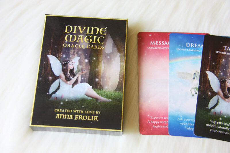 3 Steps to Self-Publish Your Own Oracle Card Deck