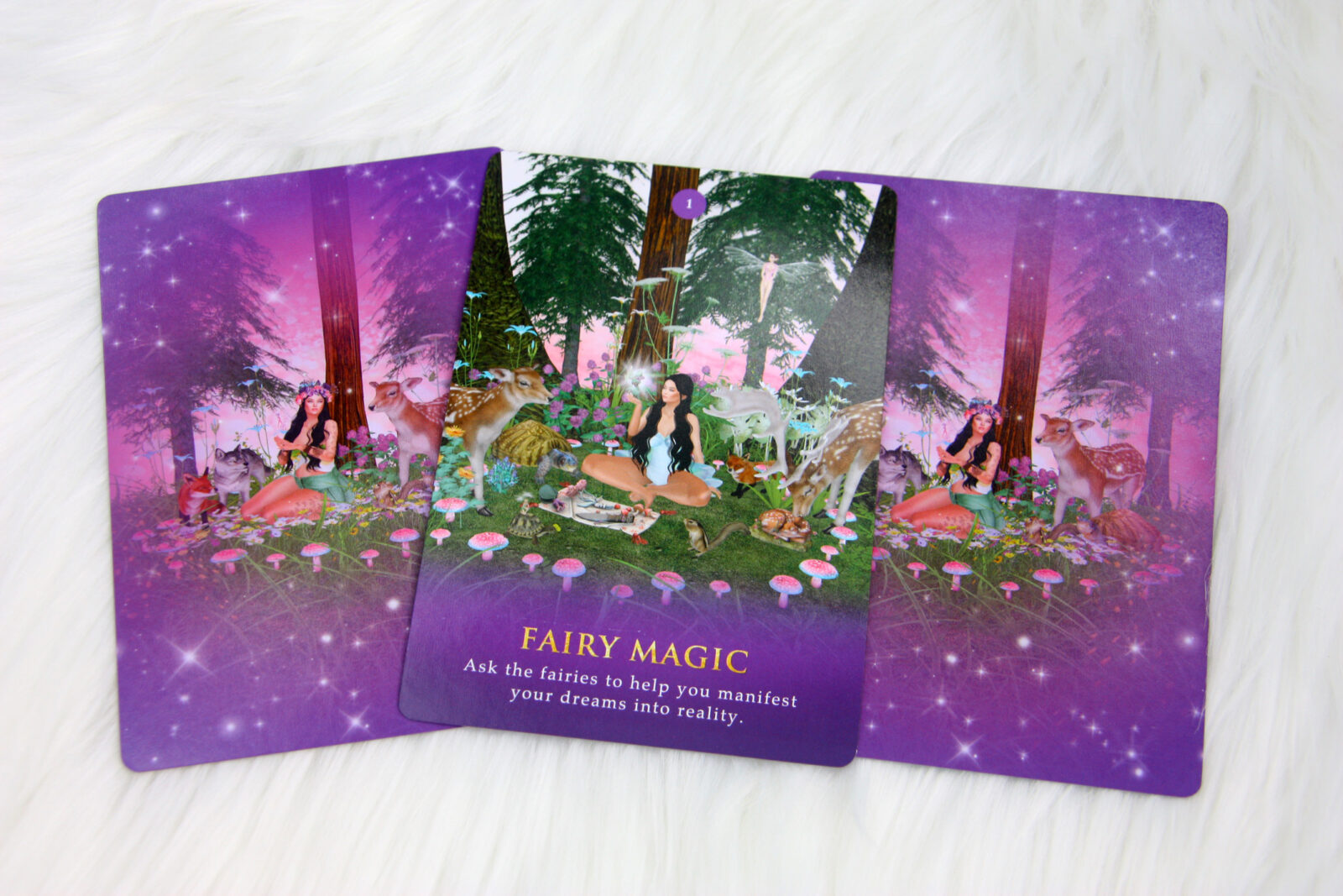 Fairy Medicine Oracle (How to Print Your Own Oracle Deck)